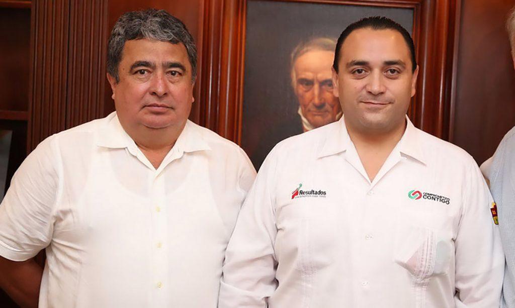 Gabriel Mendicuti Loría, ex secretario de Gobierno de la administración de Roberto Borge, fue detenido en Puerto Aventuras