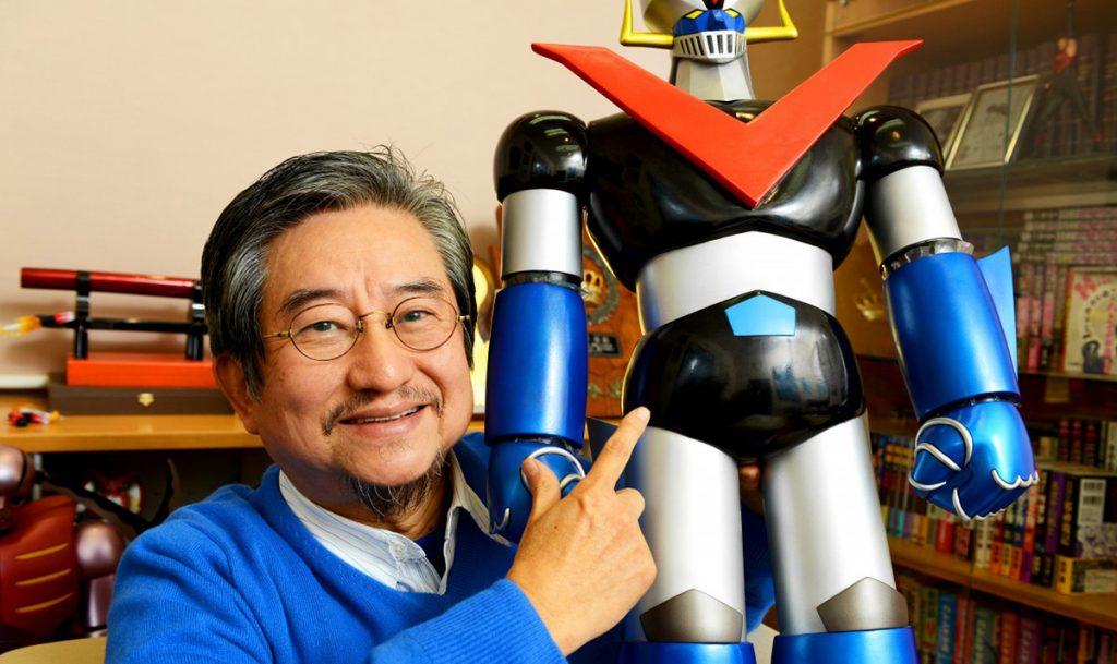 Go Nagai, creador del legendario robot, explicó que creó a Mazinger Z para