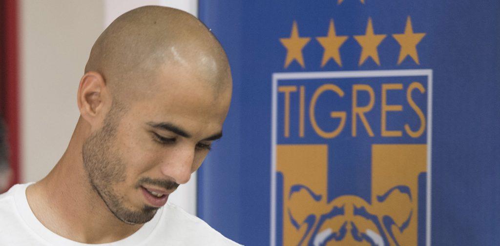 Ante los rumores de que Guido Pizarro saldría del Sevilla español, Alejandro Rodríguez, presidente de Tigres, reconoce que los felinos lo recibirían con los brazos abiertos