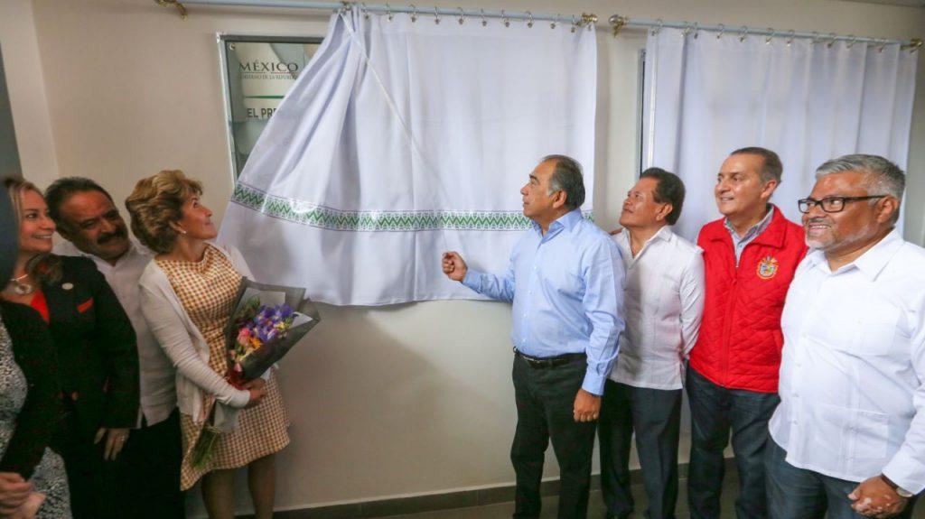 En Guerrero fortalecemos e invertimos en la infraestructura educativa: Astudillo