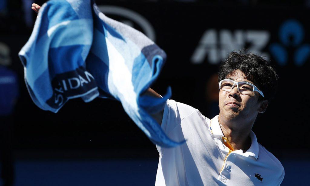 Hyeon Chung, el verdugo de Djokovic se convirtió en el primer coreano en acceder a una semifinal de Grand Slam y ahora enfrentará a Roger Federer