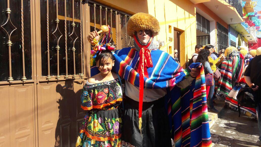 d32d87d1e En 2010 está fiesta fue inscrita en la lista del Patrimonio Cultural  Inmaterial de la Unesco.