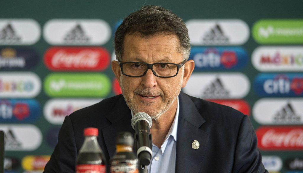 Juan Carlos Osorio, técnico de la Selección Mexicana, dio a conocer la lista de convocados para el primer duelo de preparación del Tri rumbo a Rusia contra Bosnia