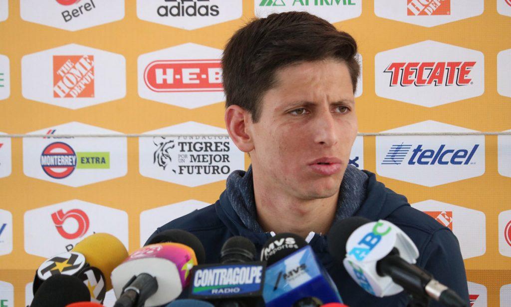 El atacante de Tigres, Jürgen Damm, reconoció que su sueño emigrar a Europa, aunque renovó con los felinos hasta 2022