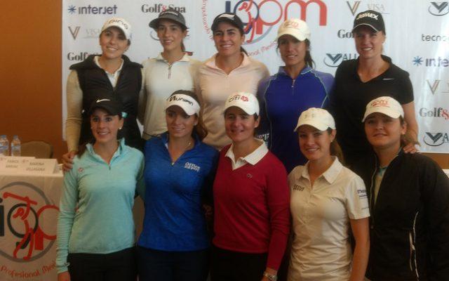 La ex número uno del mundo , Lorena Ochoa presentó el PROAM IGPM, torneo para recaudar fondos para financiar nuevas golfistas profesionales