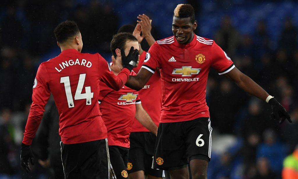 Luego de tres empates consecutivos, el Manchester United venció 0-2 al Everton dentro de la fecha 22 de la Premier League; Liverpool también ganó