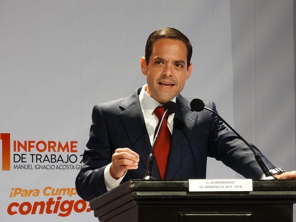 Alcalde de Hermosillo, vinculado a desvío de recursos, busca ir al Senado