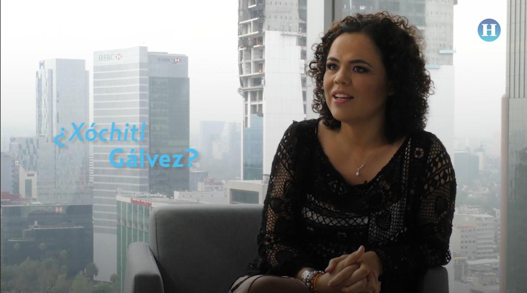 Respuestas rápidas y cortas con Mariana Gómez del Campo