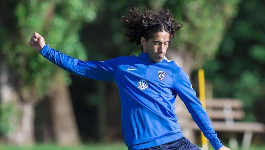 Según la prensa árabe, el Alhilal FC y Gallos Blancos de Querétaro han llegado a un acuerdo para el traspaso del delantero uruguayo Matías Britos