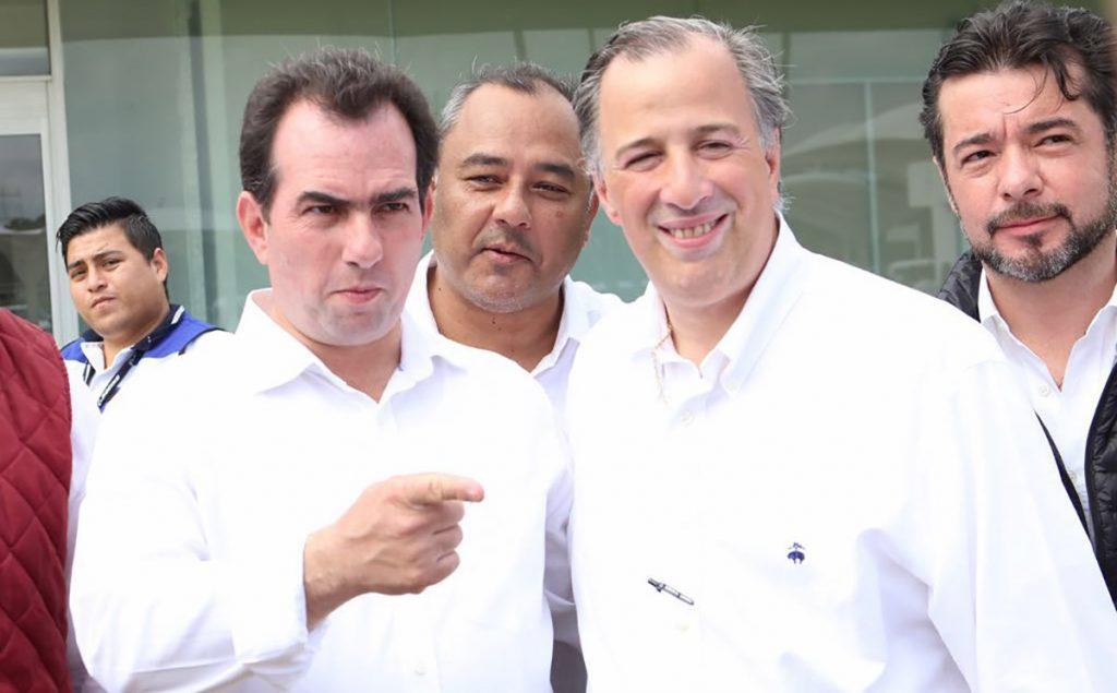 El precandidato del PRI a la Presidencia de la República, José Antonio Meade Kuribreña, se reunirá con el sector productivo de Veracruz
