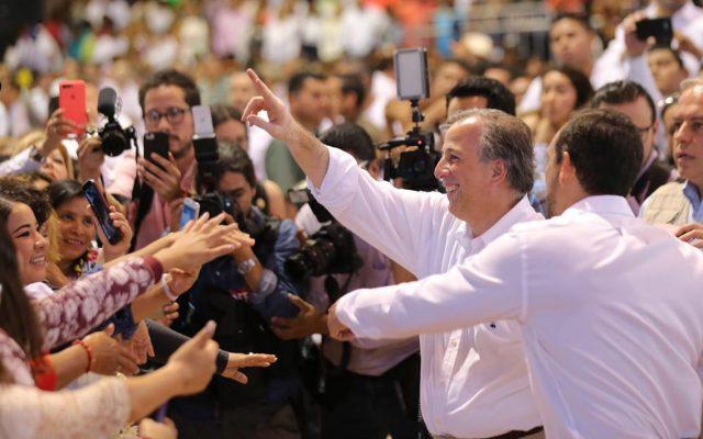 José Antonio Meade, precandidato del PRI a la Presidencia de México, reiteró desde Veracruz que México debe sufrir un cambio crítico para combatir a corrupción