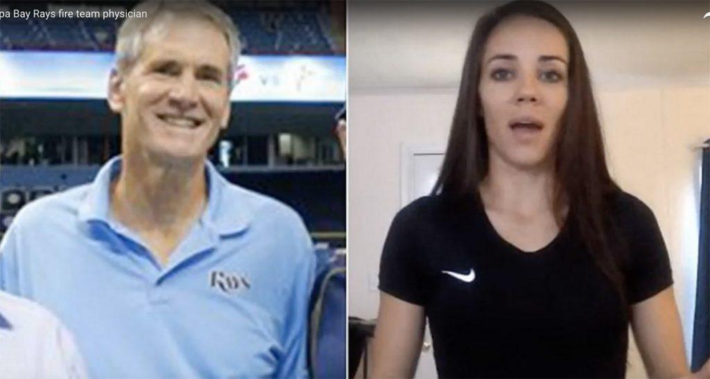 El equipo de beisbol de Grandes Ligas, Rays de Tampa Bay, despidieron a Michael Reilly tras una acusación de abuso sexual hecha en un video en Youtube