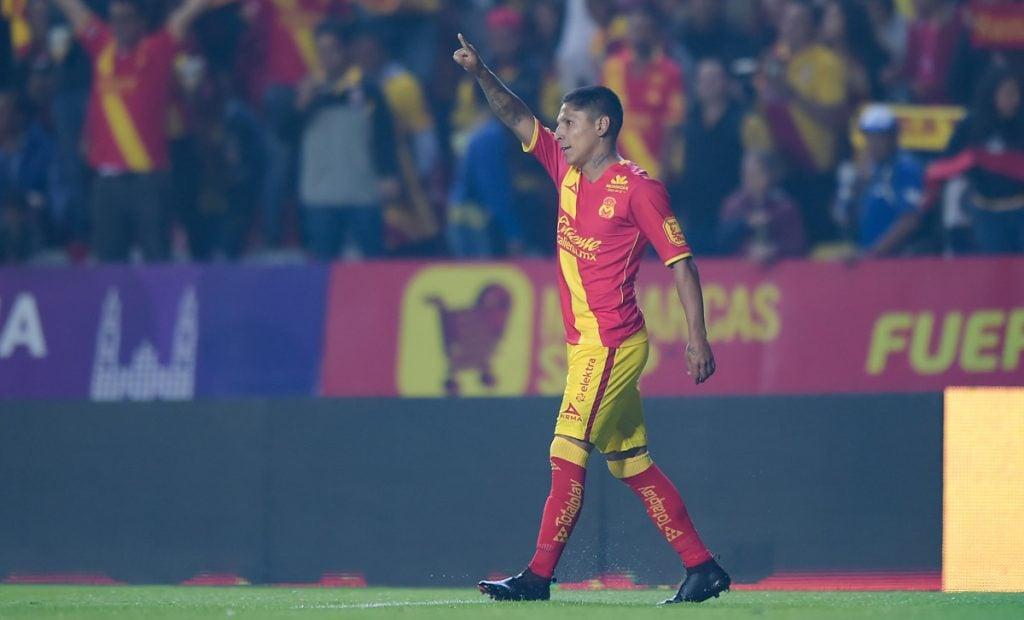 Con solitario gol del peruano Raúl Ruidíaz, Monarcas Morelia se presentó con éxito en casa al vencer 1-0 al Puebla