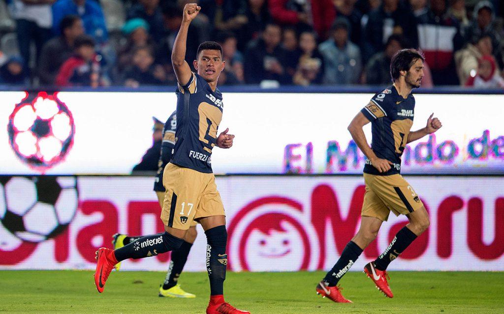 Con doblete de Nicolás Castillo, los Pumas de la UNAM vinieron de atrás para vencer 3-2 a los Tuzos del Pachuca en el Hidalgo