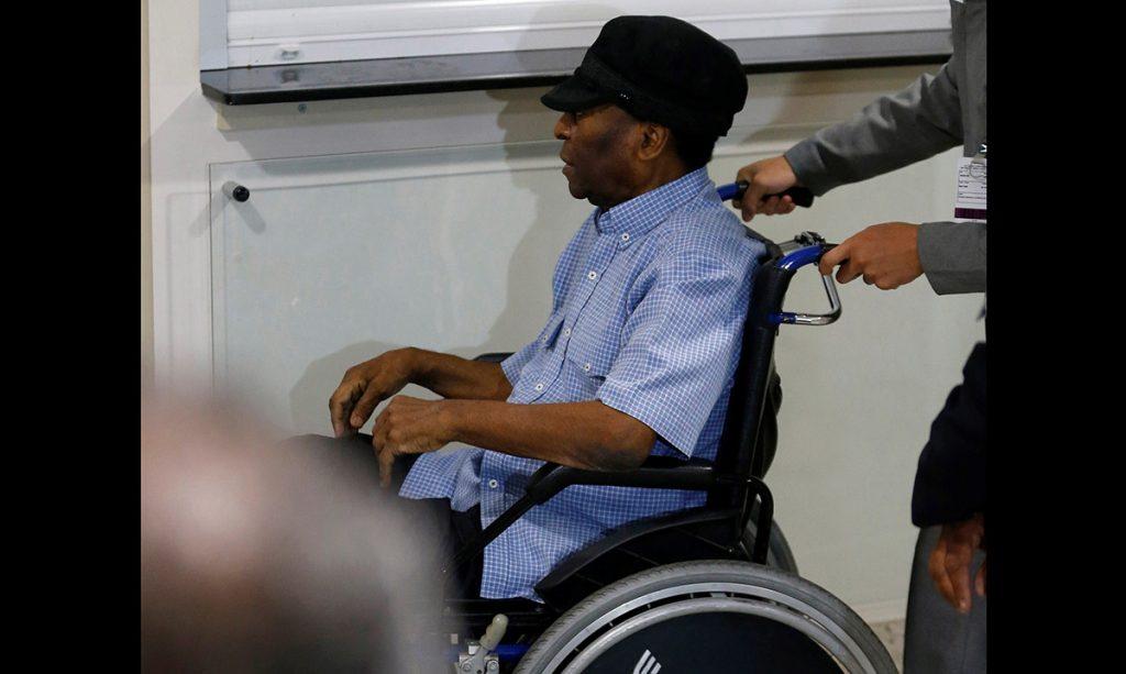 José Fornos Rodríguez, brazo derecho de Pelé, negó la versión de que O'Rei fue hospitalizado tras sufrir un desmayo