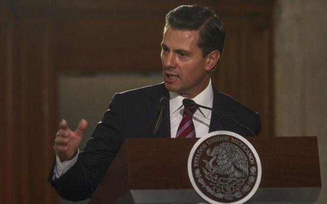 El Presidente de México, Enrique Peña Nieto, felicitó al DIF por 41 años de ser el organismo de asistencia social más importante del país.