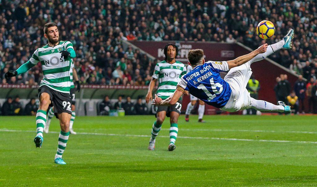 El Porto perdió 3-4 con el Sporting Lisboa en tanda de penales, luego de un 0-0 en tiempo regular y quedó fuera de la final de Copa; Héctor Herrera falló desde los once pasos
