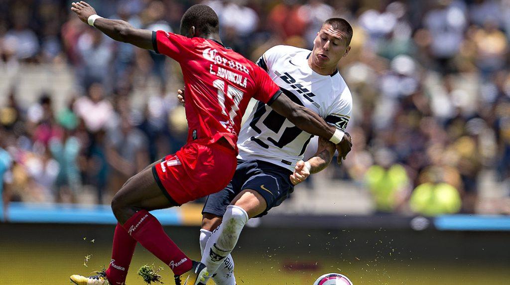 La jornada 4 del Clausura confronta al líder Pumas visitando al colero Lobos BUAP, y al otro puntero, León recibiendo al Necaxa