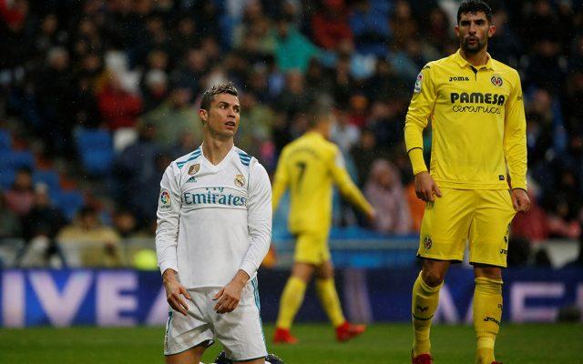El Real Madrid sigue hundido en una terrible crisis de resultados y ahora cayó 1-0 con el Villarreal en el Santiago Bernabéu