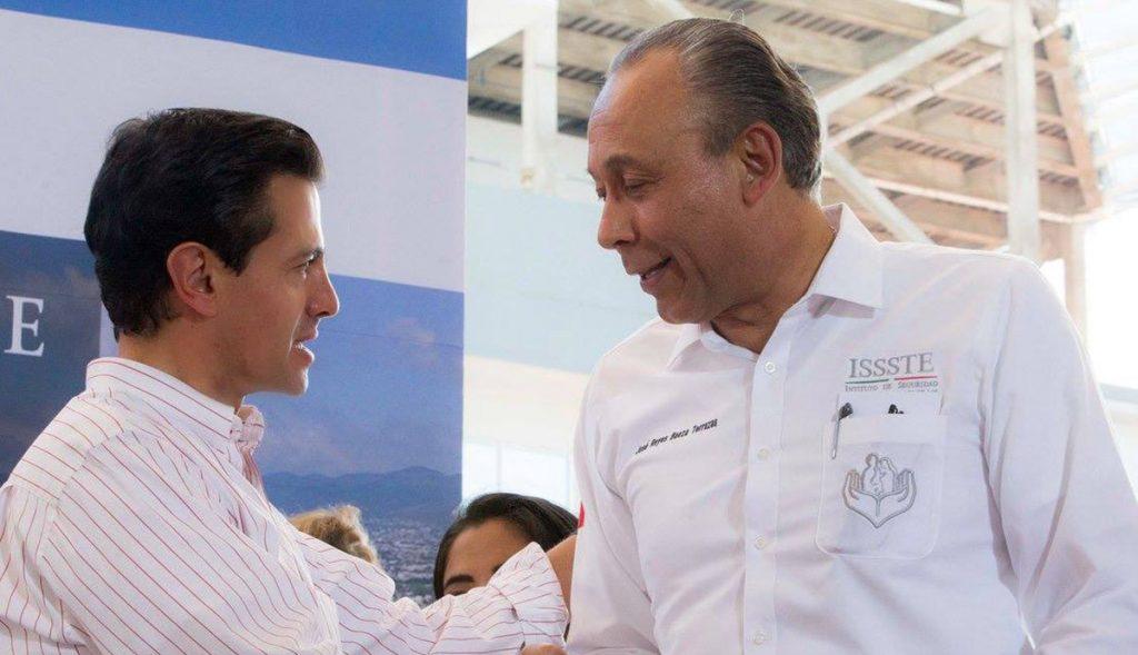 José Reyes Baeza informó, a través de su cuenta de Twitter, que deja la dirección general del ISSSTE para buscar una senaduría por Chihuahua