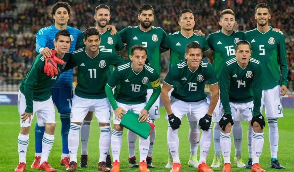 La Selección Mexicana se ubicó en el sitio 17 en la clasificación mensual de la FIFA; en diciembre pasado estaba en el lugar 16