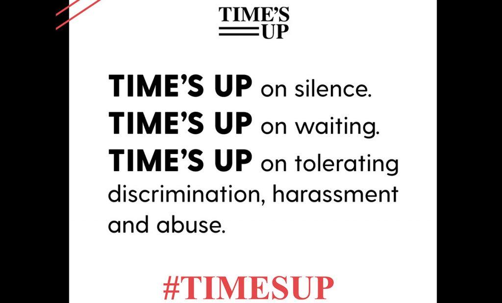"""Actrices como Meryl Streep, Susan Sarandon, Jennifer Lawrence y Natalie Portman crearon """"Time's Up"""" para enfrentar el acoso sexual"""