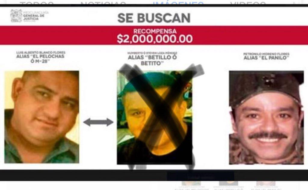 """Cae """"El Betito"""", líder de banda criminal de Reynosa"""
