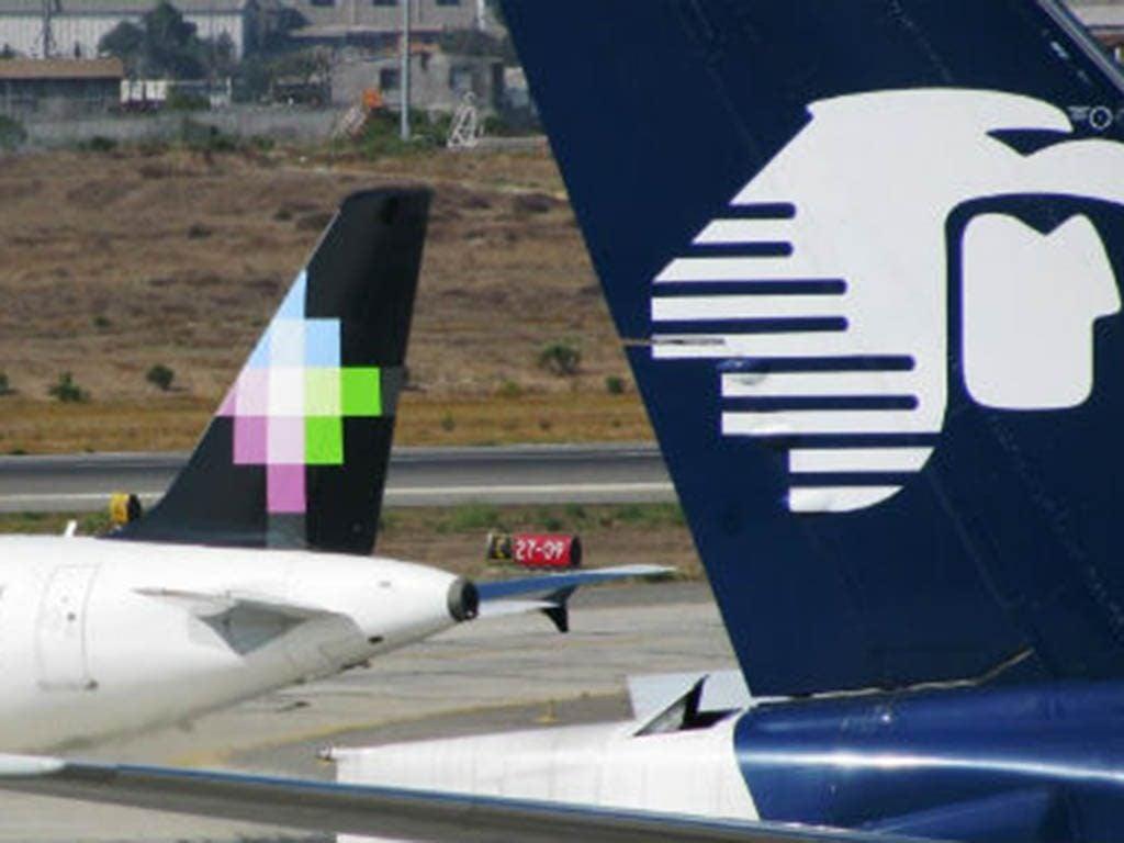 Investigan a Aeroméxico y Volaris por prácticas monopólicas