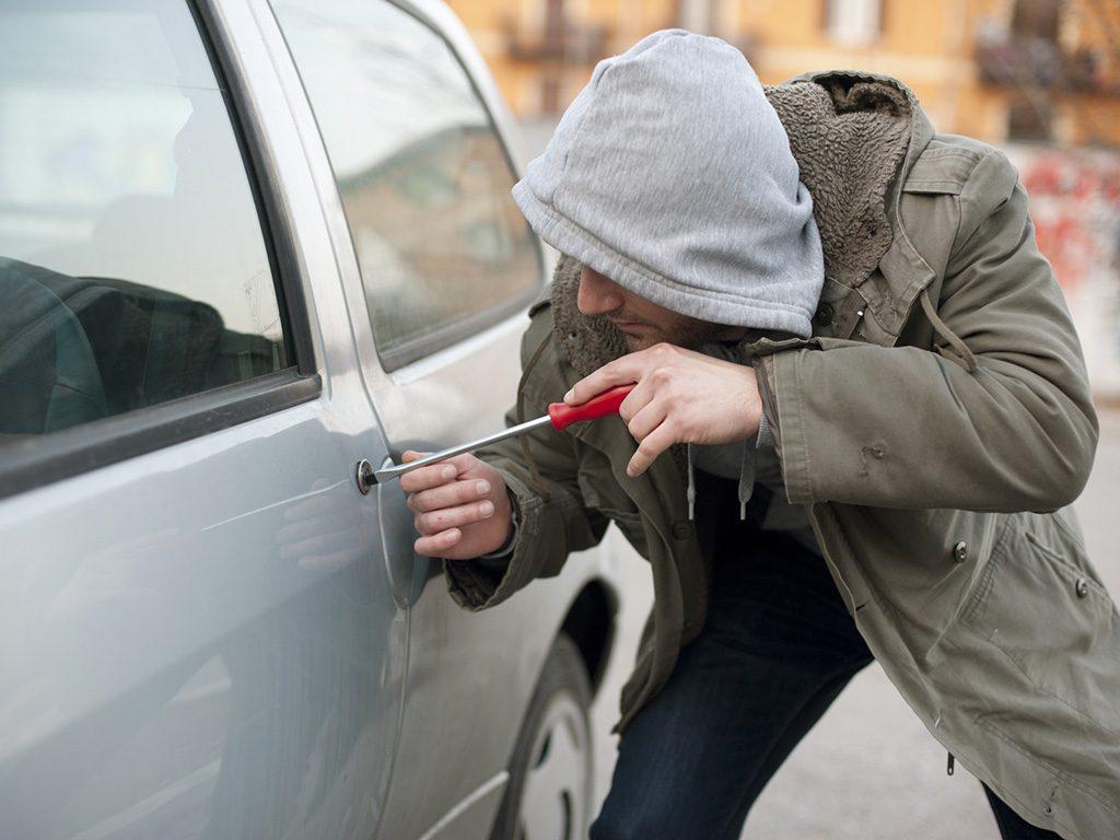 Los automóviles que más se roban en el país, según la AMIS