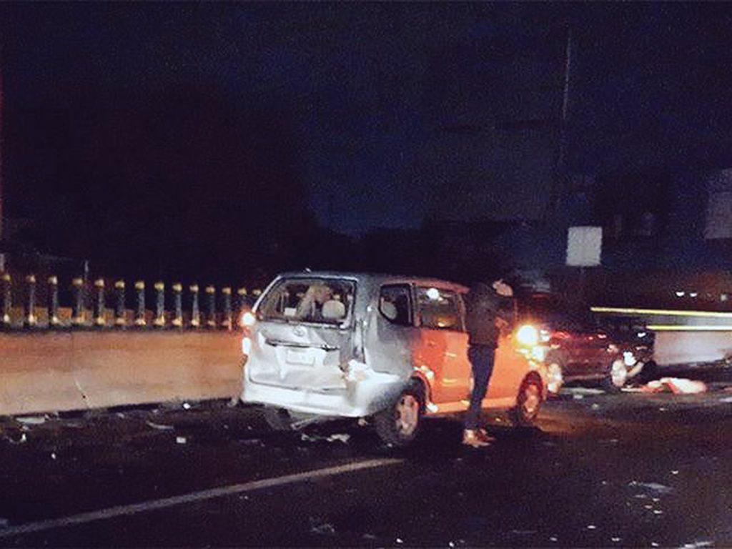 Autopista México-Pachuca, cerrada tras carambola; 2 muertos