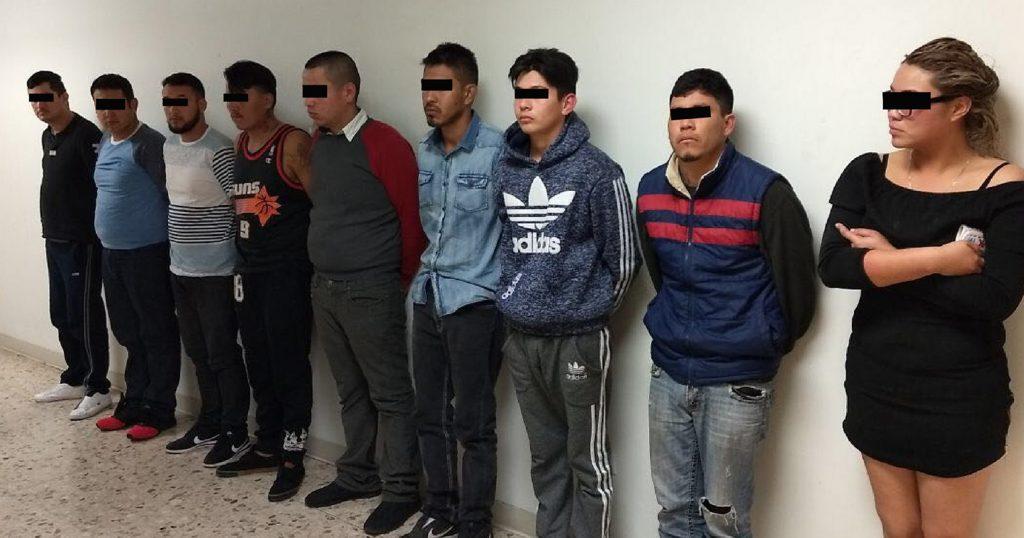 """Detienen en Chihuahua a 10 sicarios presuntamente liderados por """"La Inge"""""""