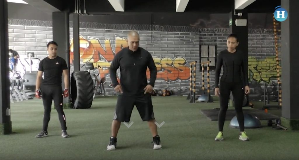 H Fitness: Rutina de Squeeze