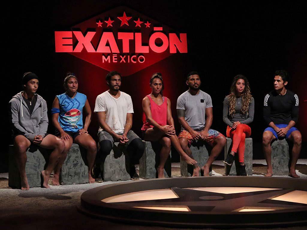 Exatlón, el éxito en rating de TV Azteca