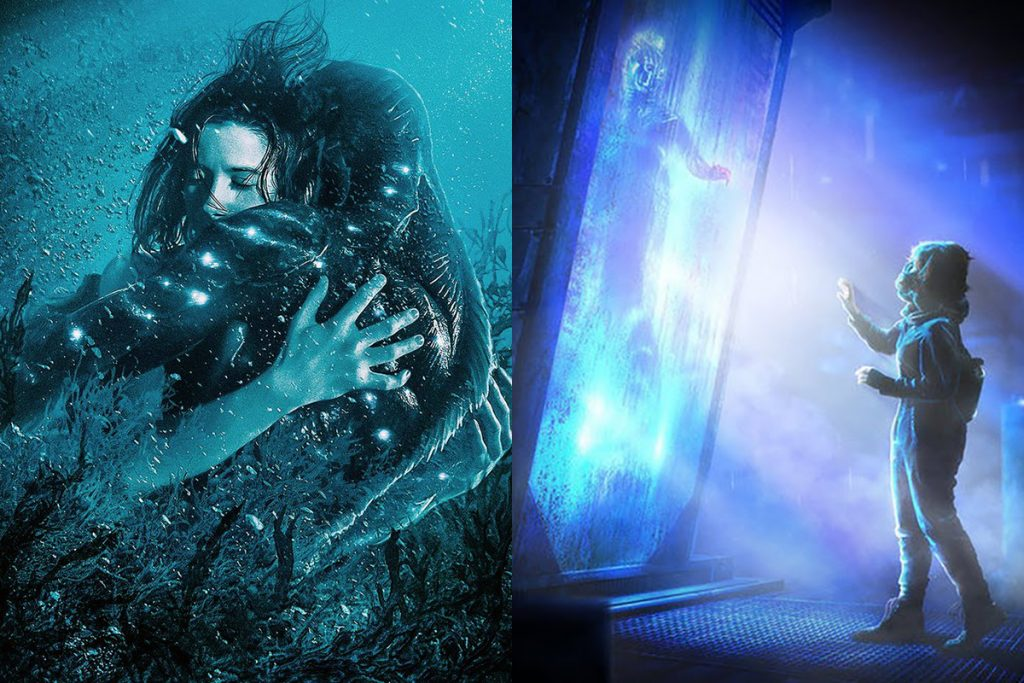 Shape of Water no es plagio: Cineasta holandés y Del Toro discutieron las diferencias
