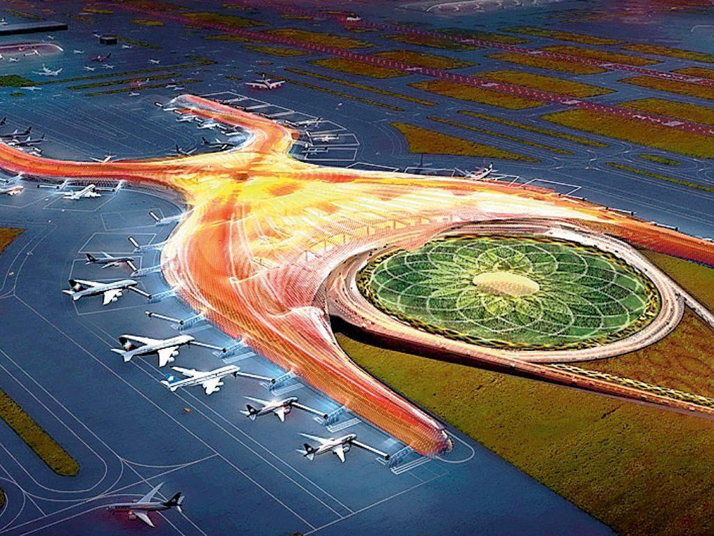 ICA construirá la red eléctrica del Nuevo Aeropuerto