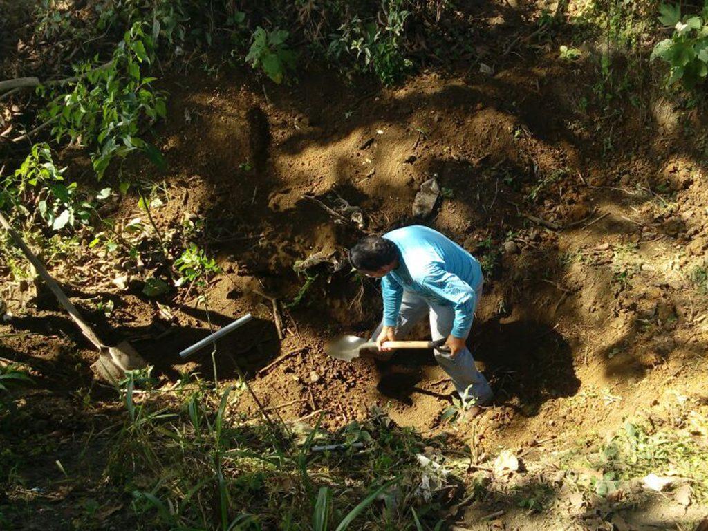 Encuentran en Nayarit fosa clandestina con 9 cuerpos