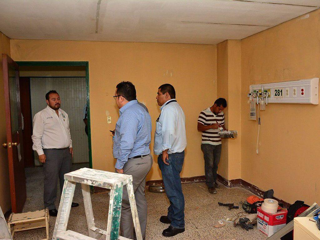 Corto circuito el causante de incendio en IMSS de Tapachula