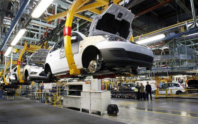 industria automotriz TLCAN