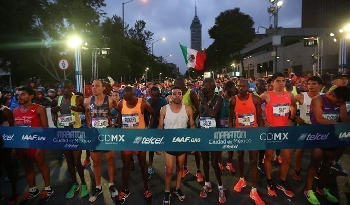 Maratón de la Ciudad de México alcanza etiqueta plata