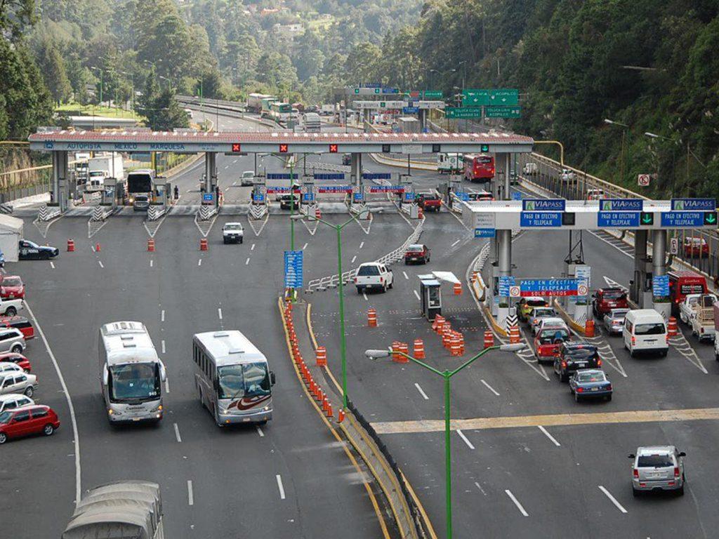 El costo en la México-Toluca aumentó de 76 a 82 pesos