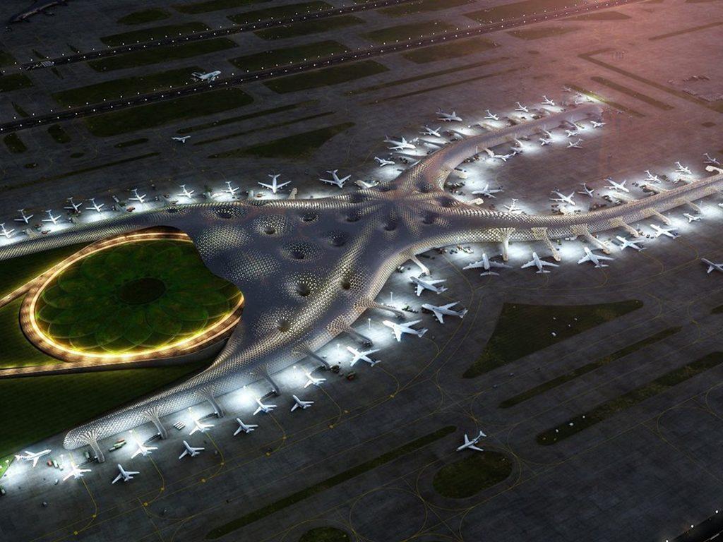 Primera etapa del Nuevo Aeropuerto de la CDMX, listo en 2020: SCT