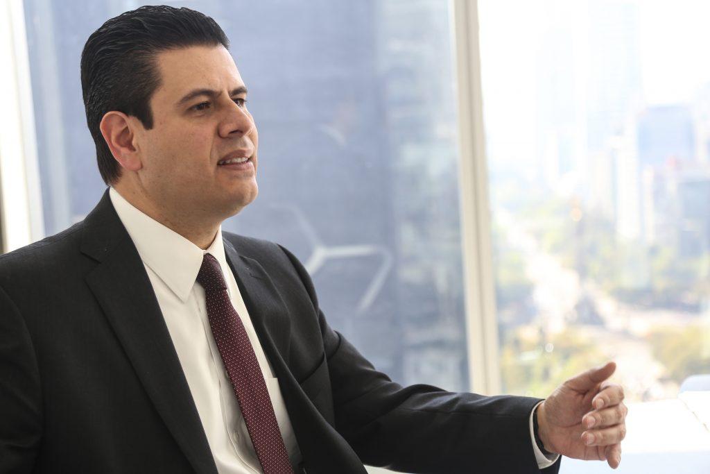 Miguel Alonso Reyes. Foto Nayeli Cruz.