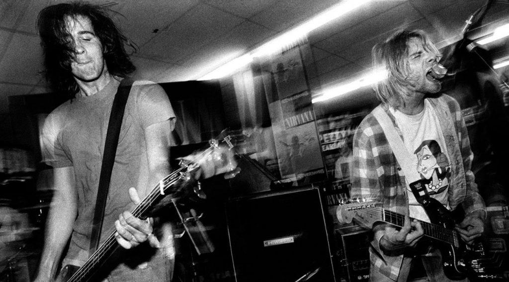 Revelan extraños e inéditos primeros demos de Nirvana