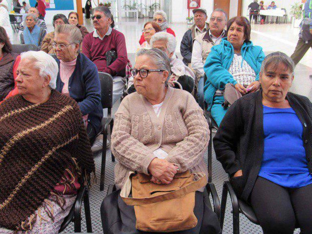 IMSS pagó hoy más de 3 millones de pensiones del mes de enero