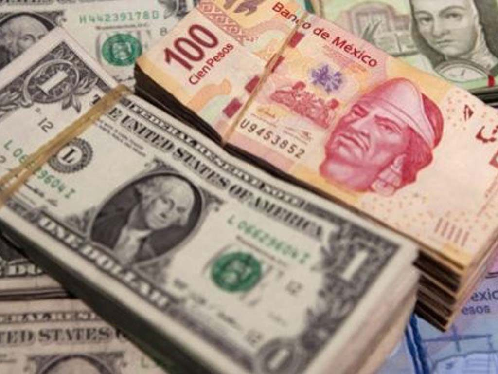 Peso y Bolsa Mexicana de Valores resistieron la volatilidad en 2017