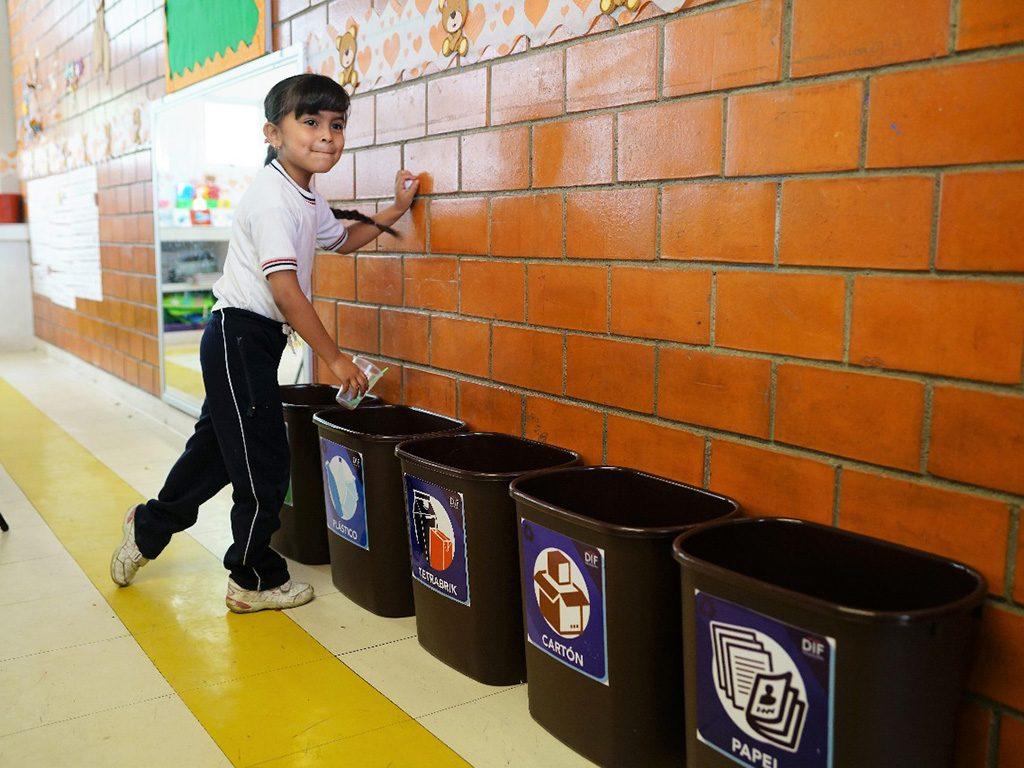 Arranca Naucalpan programa de reciclaje