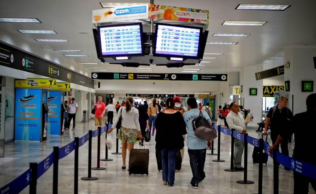 En 2017 incautaron más de 2 mil kilos de drogas en aeropuertos del país