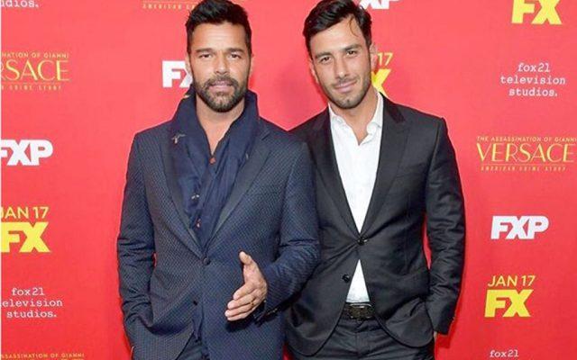 Yosef Jwan, el flamante esposo del cantante Ricky Martin