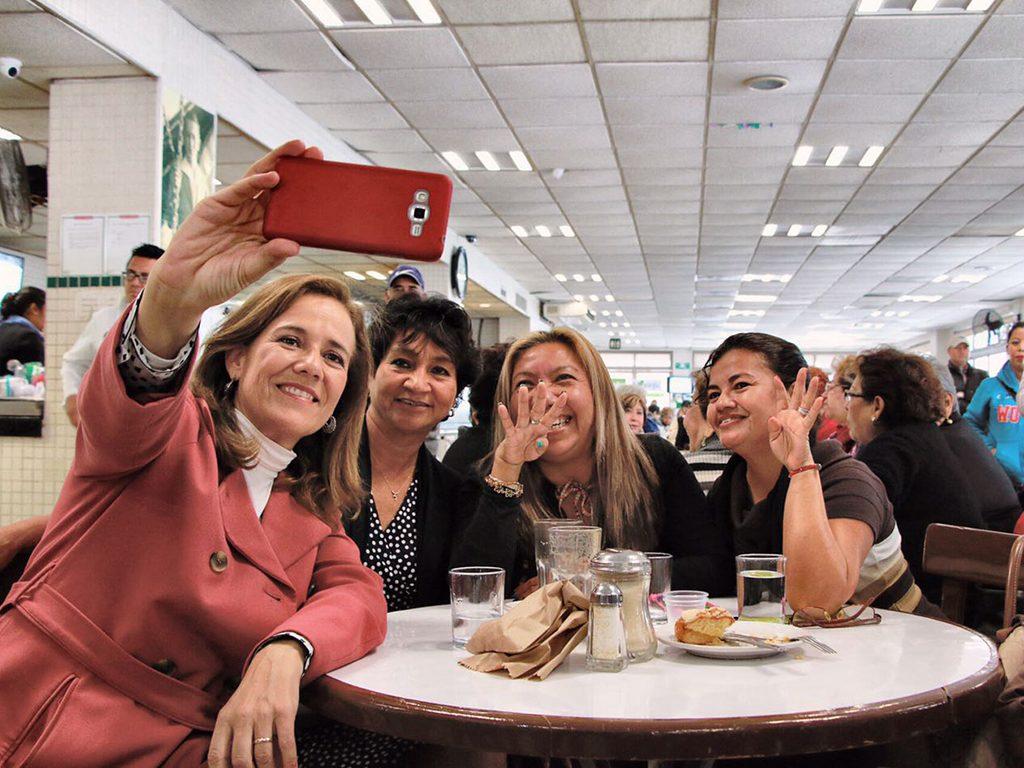 """Acusa Zavala investigación """"selectiva"""" del INE a aspirantes independientes"""