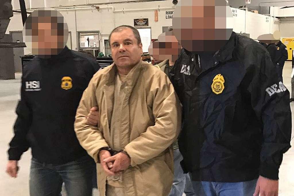 El colombiano describió el rancho de El Chapo. FOTO: AFP